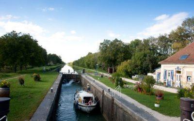 La Région soutient la modernisation des voies navigables de Bourgogne-Franche-Comté