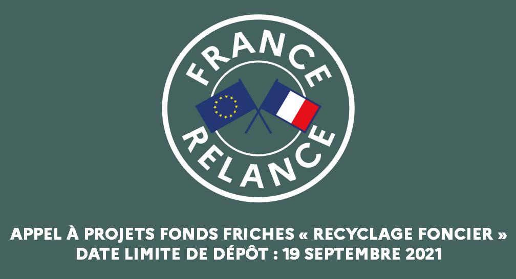 «Fonds friches» : le 2ème appel à projets est ouvert en Bourgogne Franche-Comté.